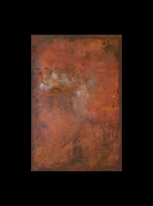 Acryl auf Leinwand 125 x 100 cm