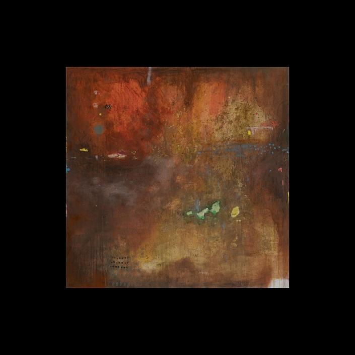 Acryl auf Leinwand 150 x 150 cm