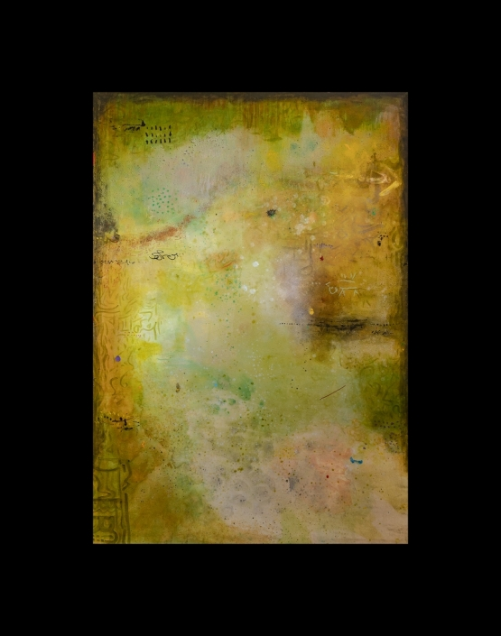 Acryl auf Leinwand 240 x 140 cm